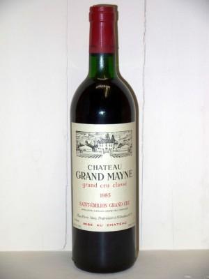 Château Grand Mayne 1985