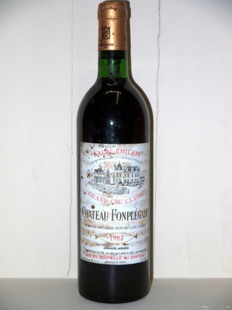 Château Fonplégade 1982