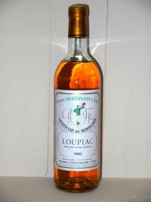 Loupiac 1983 établissement Ouzoulias