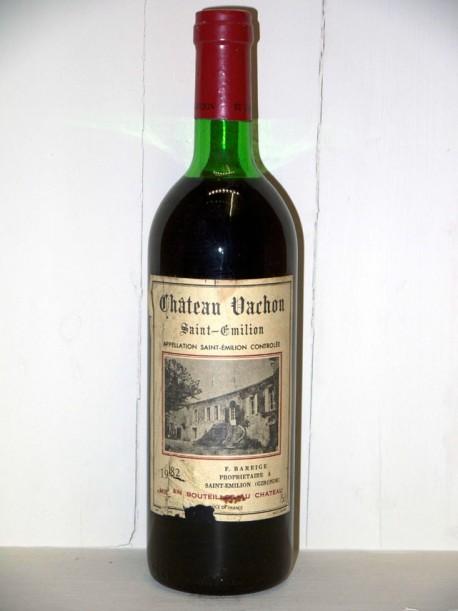 Château Vachon 1982