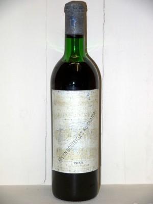 Grands vins Médoc Château Caronne Ste Gemme 1973