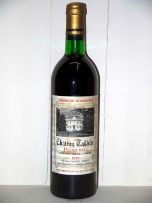 Château Taillefer 1979