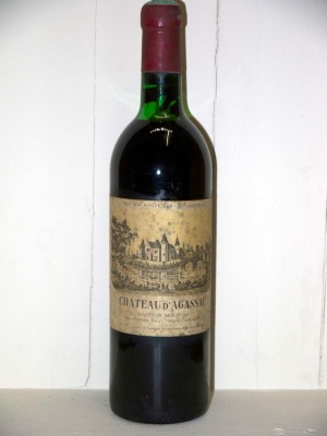 Grands vins Autres appellations de Bourgogne Château d'Agassac 1978