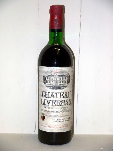 Château Liversan 1973