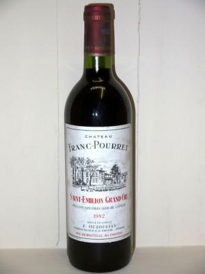 Château Franc-Pourret 1982