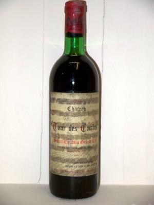 Grands crus Autres appellations de Bordeaux Château Tour des Combes 1974