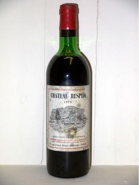 Château Respide 1975