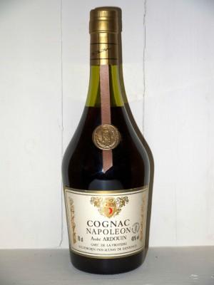 Spiritueux millesime Cognac Napoléon André Ardouin