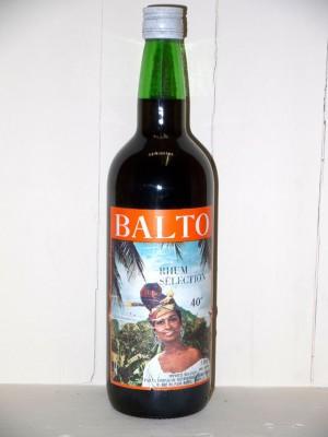 Rhum sélection Balto présumé années 70/80