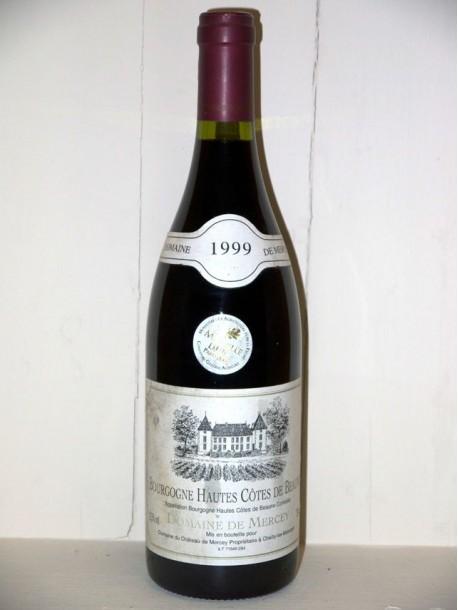 Domaine de Mercey 1999 Bourgogne Hautes Côtes de Beaune
