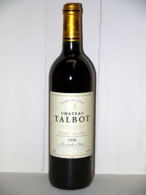 Château Talbot 1998