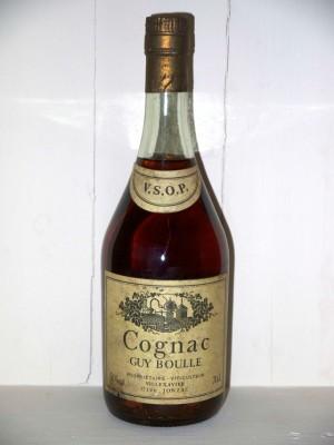 Cognac Guy Boulle VSOP présumée années 70