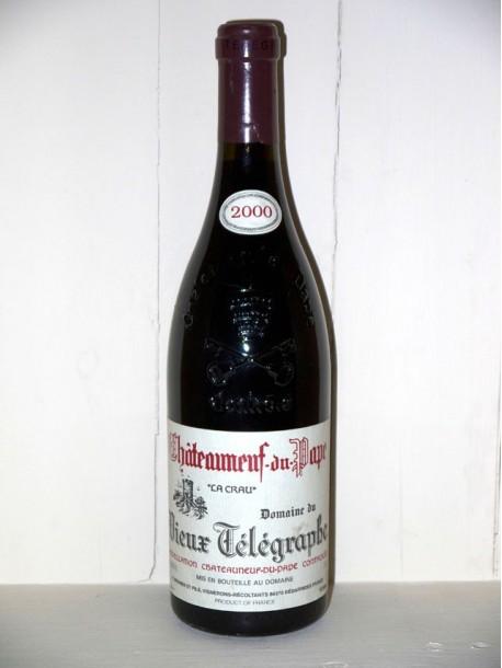 Domaine du Vieux Télégraphe 2000