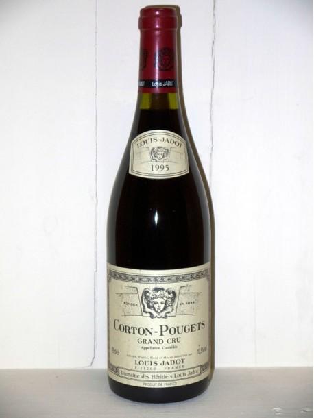 Corton-pougets Grand Cru 1995 Louis Jadot