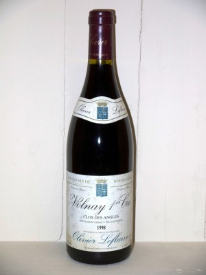 Volnay 1er cru Clos des angles 1998 Maison Olivier Leflaive