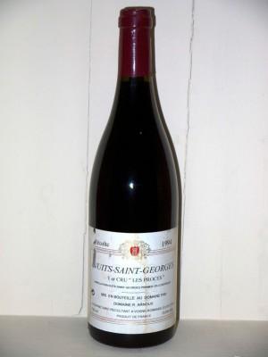 """Grands vins Nuits-Saint-Georges Nuits-Saint-Georges 1er cru """"Les Procès"""" 1994 R Arnoux"""