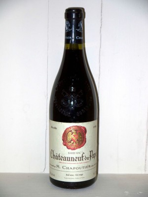 Chateauneuf du Pape Barbe Rac 1998 Domaine Chapoutier