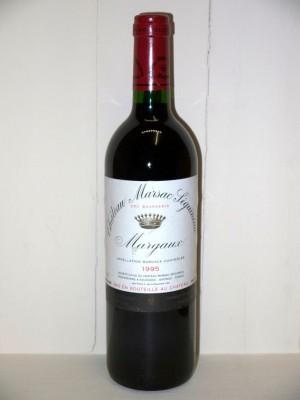 Château Marsac séguineau 1995