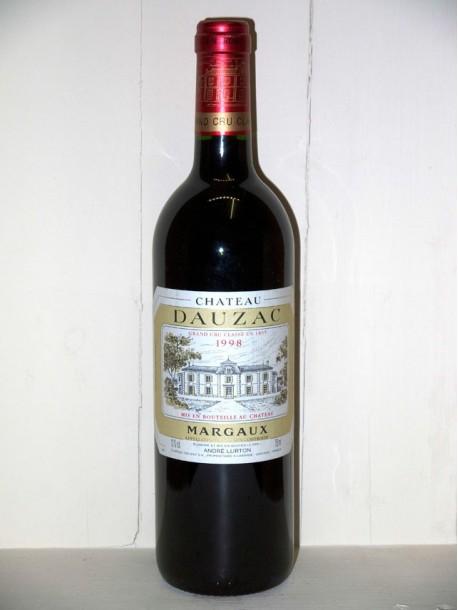 Château Dauzac 1998