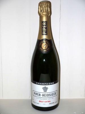 Grand Champagne Piper-Heidsieck brut extra présumé années 70