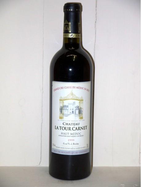 Château La Tour Carnet 1999