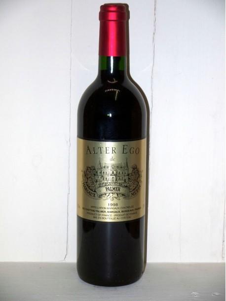 Château Palmer alter ego 1998