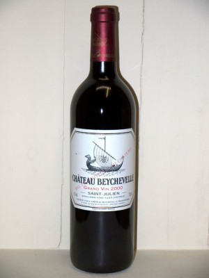 Château Beychevelle 2000