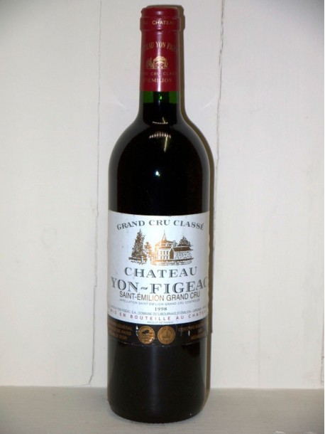 Château Yon-figeac 1998