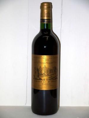 Grands vins Margaux Château d'Issan 1998