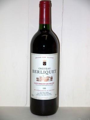 Château Berliquet 1996
