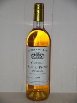 Château Rabaud Promis 1998