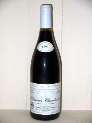 Charmes Chambertin 1993 Domaine Nicolas Theuriet