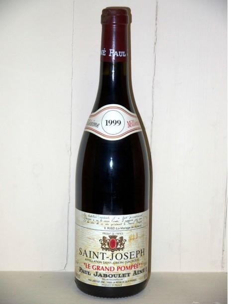 """Saint-Joseph """"Le grand pompée"""" 1999 Paul Jaboulet Ainé"""
