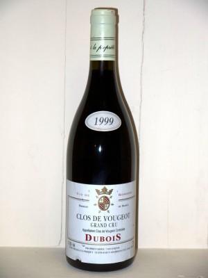 Clos de Vougeot Grand Cru 1999 Domaine Dubois
