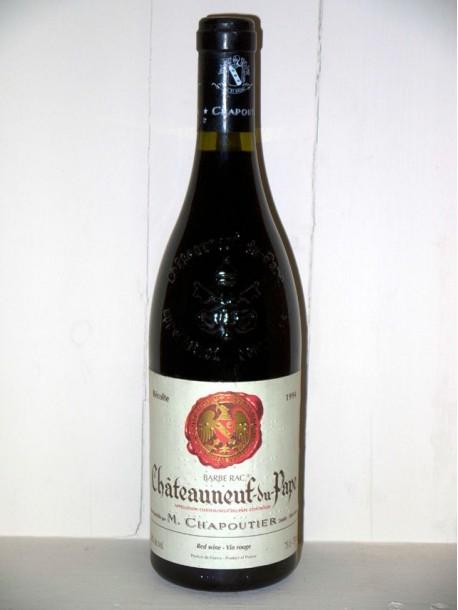 Chateauneuf du Pape Barbe Rac 1994 Domaine Chapoutier