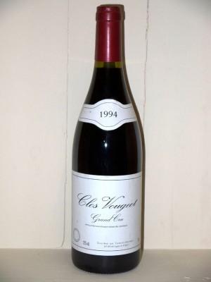 Grands crus Clos Vougeot Clos de Vougeot Grand Cru 1994 Domaine Fromont-Moindrot