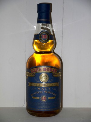 Glen moray elgin classic single highland 12years old en coffret