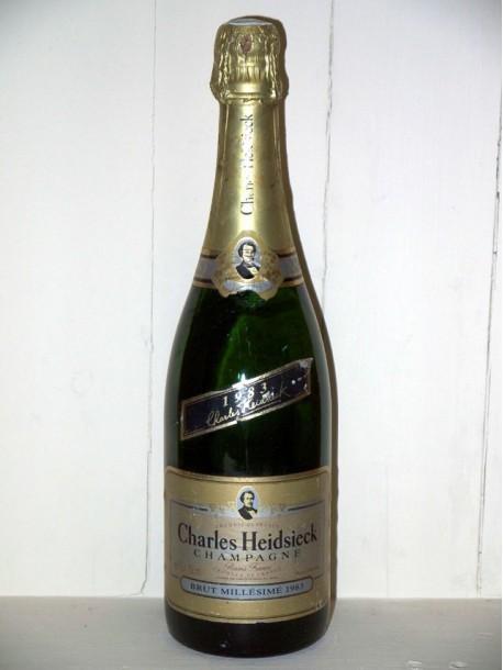 Charles Heidsieck brut millésimé 1983