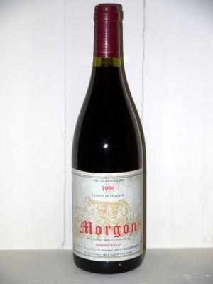 Morgon 1996 cuvée tradition Domaine Calot