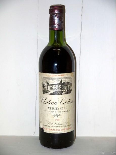 Château Castera 1981