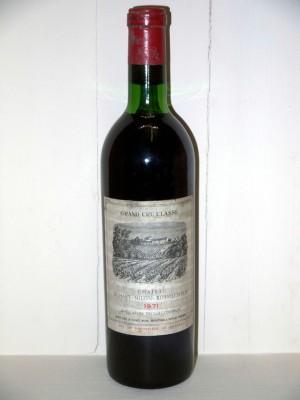 Grands vins Autres régions Château Duhart Milon Rothschild 1971