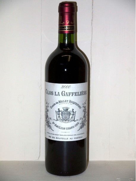 Clos la Gaffelière 2000