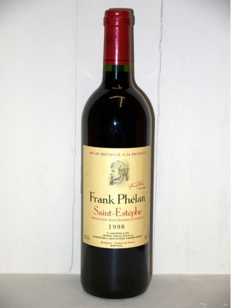 Château Phélan Ségur Franck Phélan 1998