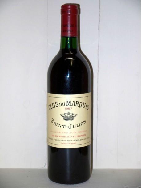 Clos du marquis 1987