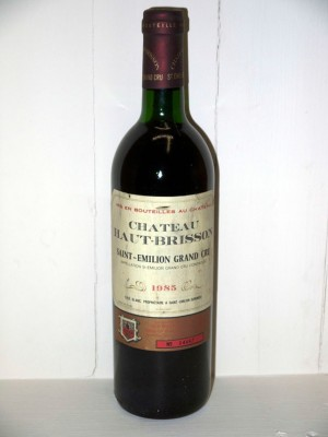 Château Haut-Brisson 1985