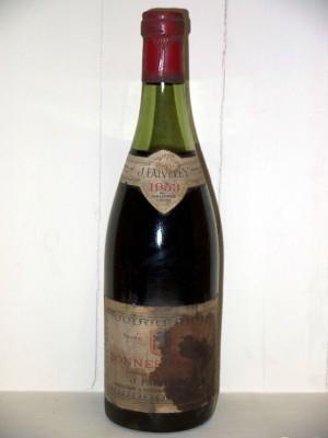 Bonnes-Mares 1953 Domaine Faiveley