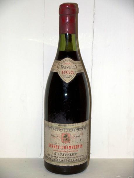 Gevrey-Chambertin 1955 Domaine Faiveley