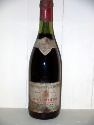 Grands crus Autres appellations de Bourgogne Gevrey-Chambertin 1955 Domaine Faiveley