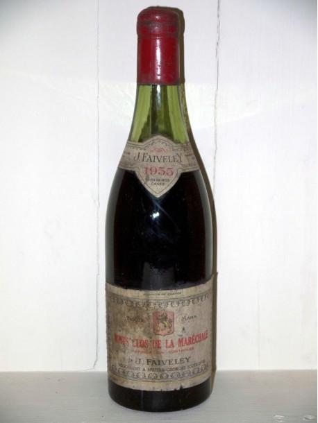 Nuits Clos de la maréchale 1955 Domaine Faiveley