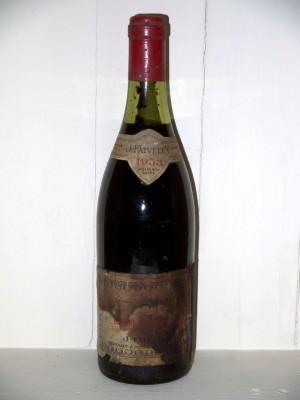 Beaune 1er cru 1953 Domaine Faiveley